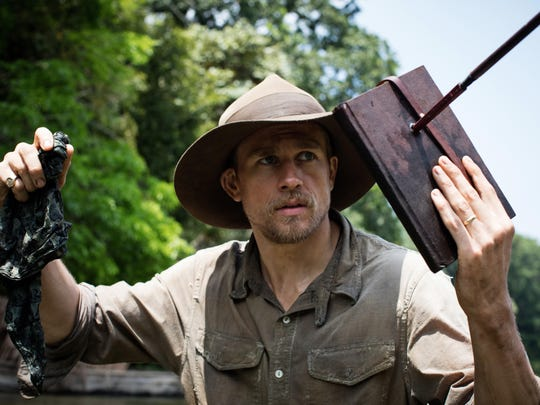"""Charlie Hunnam stars as Percy Fawcett in """"The Lost City of Z."""""""