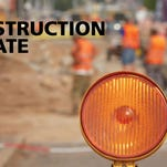 Orange barrels, barricades coming April 2 with Napier Road paving project
