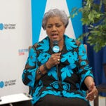 Brazile 'appalled' by Trump's suggestion to Russia
