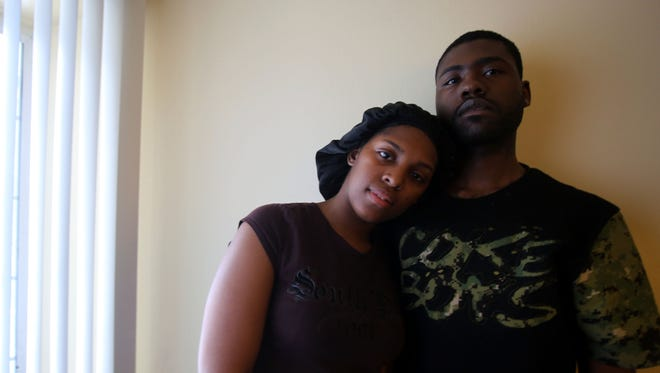 Adrian Tubbs and her fiance Jamel Witcher Sr., grieved the death of their 4-year-old son, Jamel Witcher, Jr. in 2014.