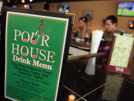 Pour House Bar and Grill