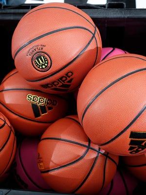 A massive brawl broke out between boys basketball teams during a weekend tournament near Atlanta.