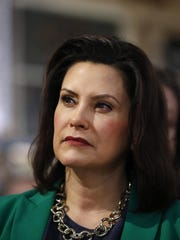 """Gov. Gretchen Whitmer's campaign platform included a section titled """"Better Skills, Better Jobs,"""" but her efforts to stop the Line 5 project indicate no real intention to bring training and jobs to a sector that needs them, Hayes and Shields say."""