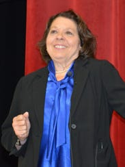 """Muriel Summers, co-author of """"The Leader in Me,"""" speaks"""