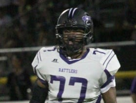 Austin Jackson is rising in the class of 2017 recruiting ranks.