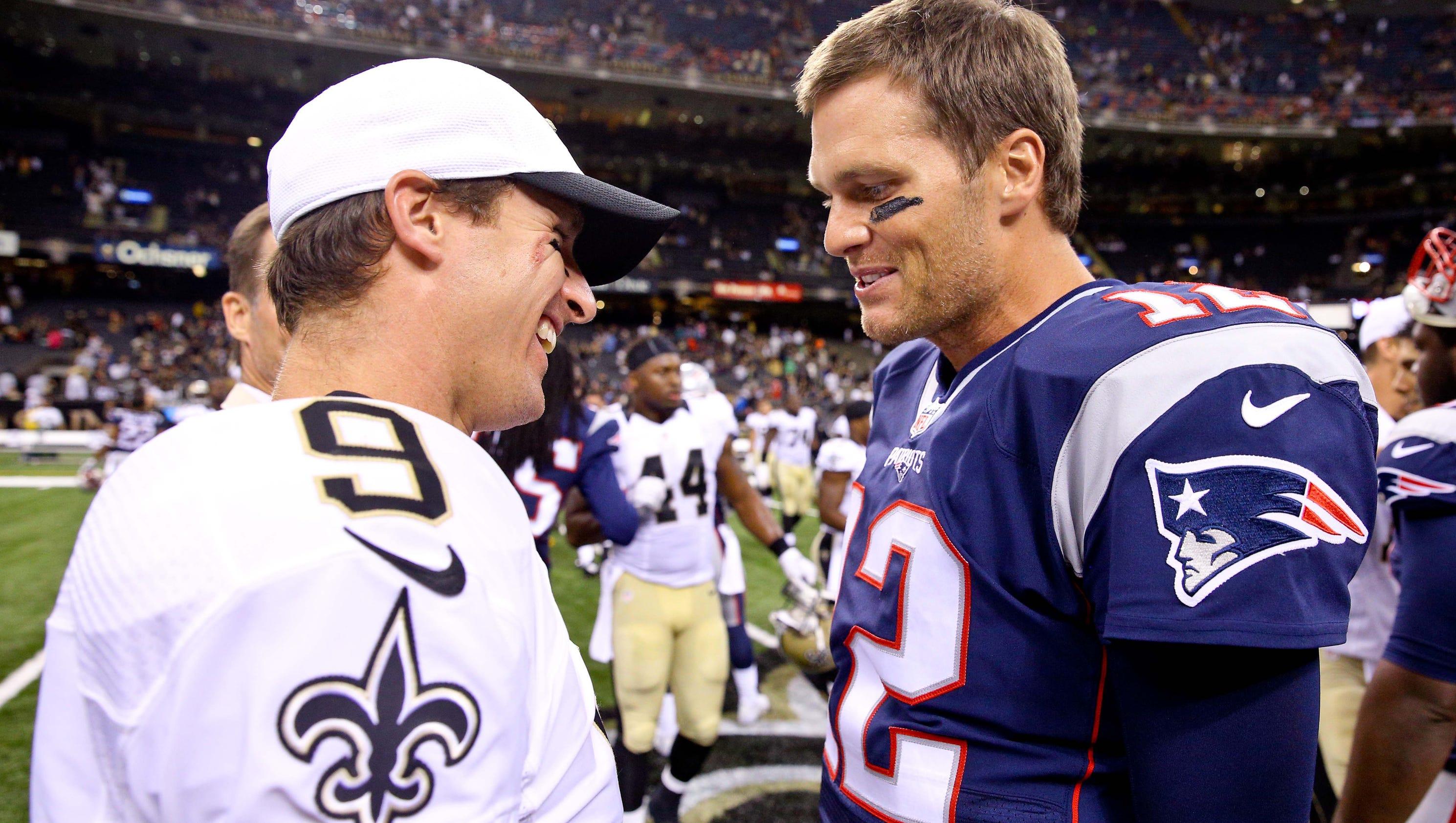NFL's oldest starting quarterbacks: Tom Brady, others defy ...