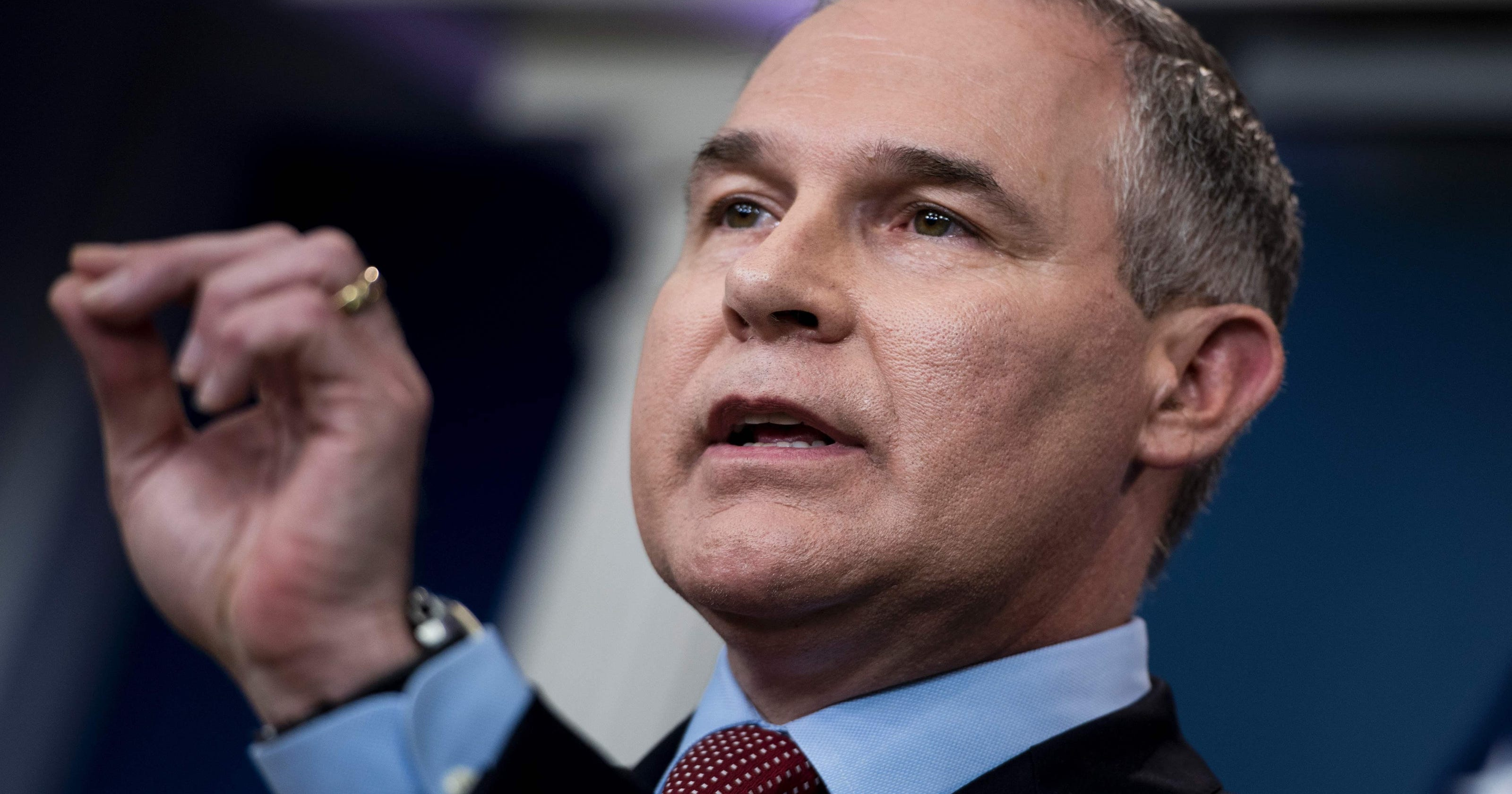 The Epa Is Closing Office That Helps >> Epa Chief Closing Chicago Office Pure Legend