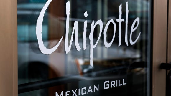 Chipotle Mexican Grill has locations in Montgomery