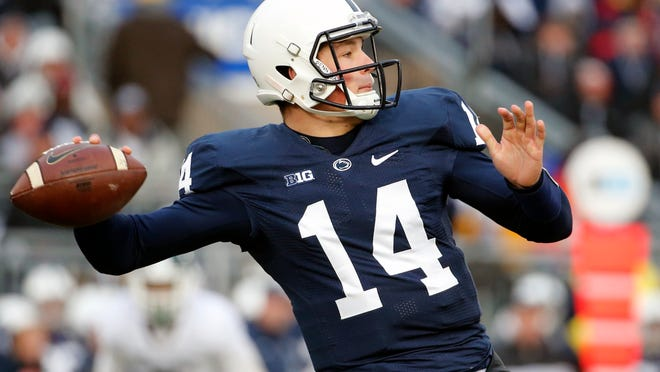 Christian Hackenberg, once a star at Penn State, has never played in an NFL game after the Jets made him their second-round draft pick in 2016.