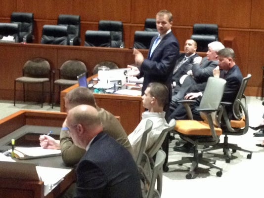 Austin Myers trial
