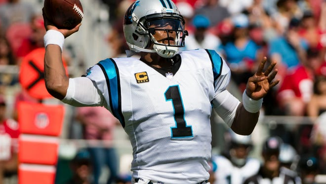 Cam Newton didn't have a great season opener in San Francisco, but he didn't need to in a 23-3 victory.