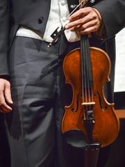The Violins of Hope, instruments played by Jewish musicians