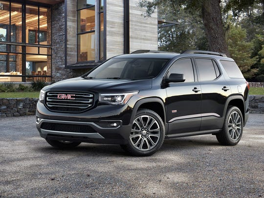 General Motors saw sales dip slightly in May compared