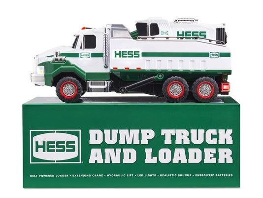 hess box - Best Christmas Gifts For Kids