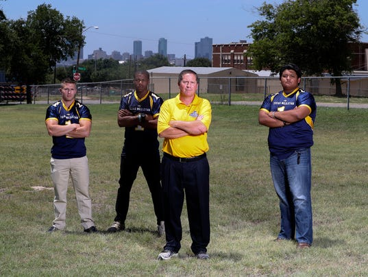 XXX NCAA FOOTBALL- TEXAS WESLEYAN FOOTBALL_TEXAS WESLEYAN_12064.JPG S FBC USA TX