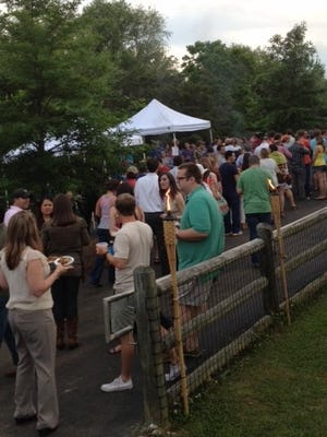 Zoo Brew is rescheduled for May 1.