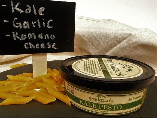 Randazzo's new kale pesto.