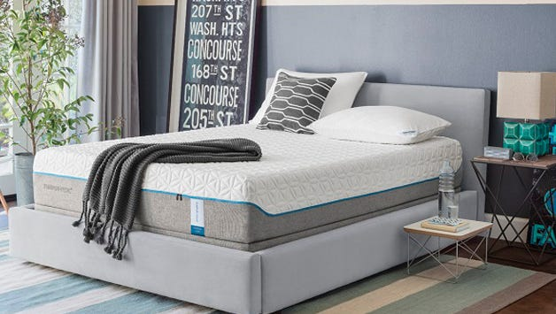 Free local delivery with mattress purchase $599 or greater