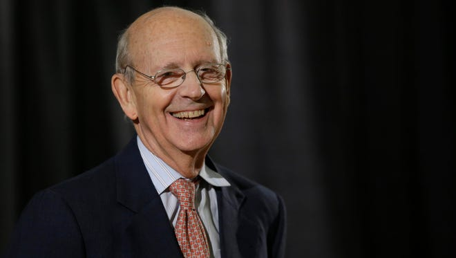 Supreme Court Justice Stephen Breyer is the court's resident expert on patents.
