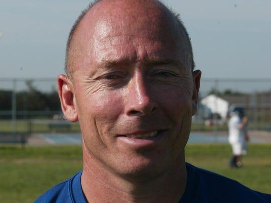 Former Toms River North head coach Bob Nani.