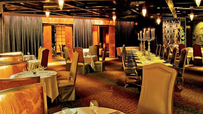 Eau Palm Beach Resort's flagship restaurant, Angle, is featuring a wine dinner on Monday with Odette, Cade and Plumpjack wineries.