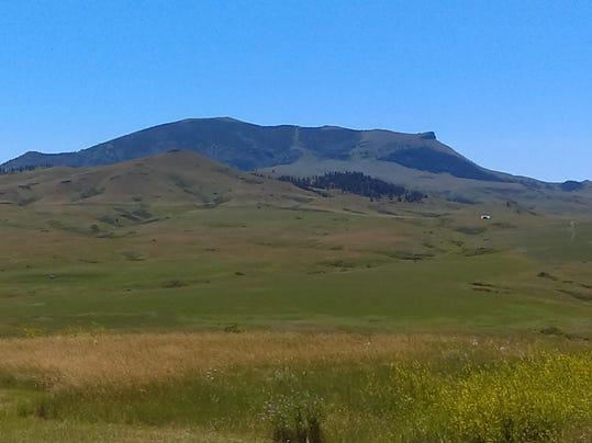 Centennial Mountain