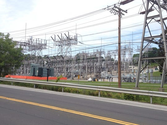 Pleasant Valley substation