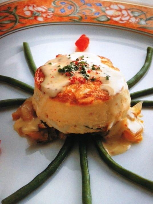 George Perrier Crab Cake Recipe