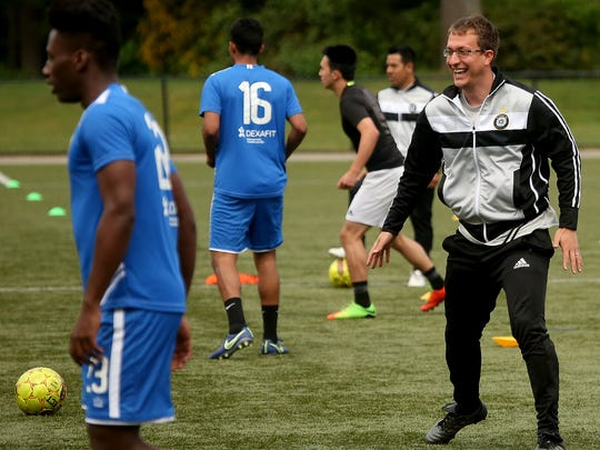 Liviu Bird will lead the Kitsap Pumas in their home opener on Sunday.