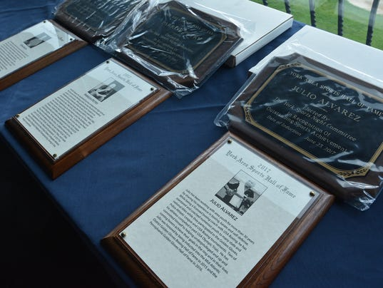 2017 Sports Hall of Fame inductees
