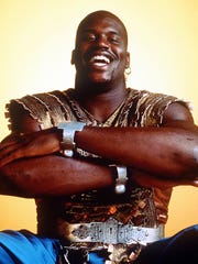 "Critics loathed ""Kazaam."" But Shaq looked the part of a genie."