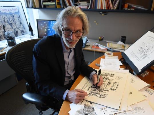 Mankoff on Cartoons