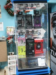 Flying Feet stocks a small selection of smart watches