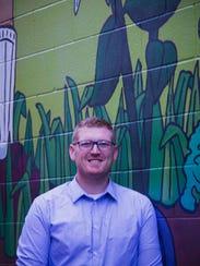 Keith Broyles, Behavior Specialist, Grant Community