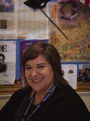 JoyAnna Forsythe, Teacher, South Salem High School