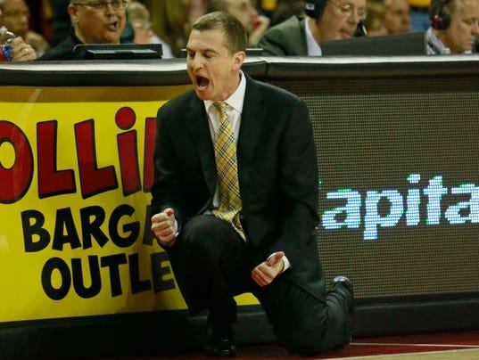 2014-2-24 Coach Turgeon