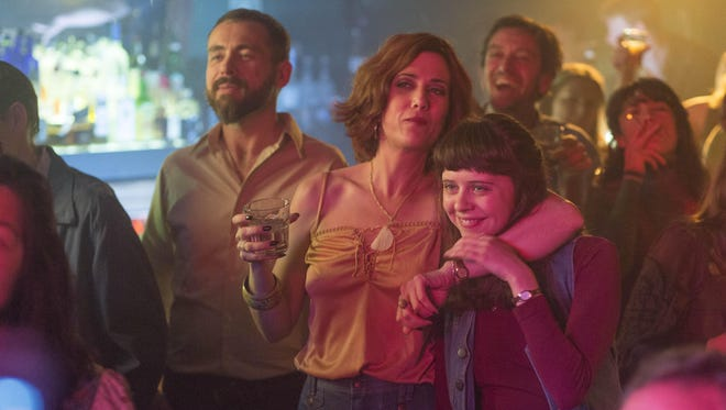 """Kristen Wiig and Bel Powley appear in a scene from """"The Diary of a Teenage Girl."""""""
