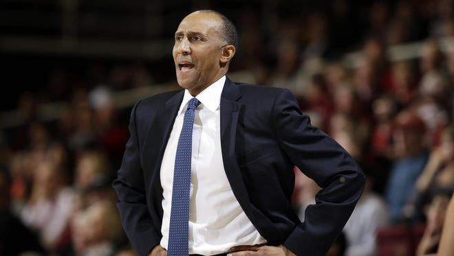 UCF coach Johnny Dawkins has led a marked improvement of the program this year.