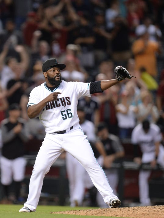 USP MLB: MIAMI MARLINS AT ARIZONA DIAMONDBACKS S BBN ARI MIA USA AZ