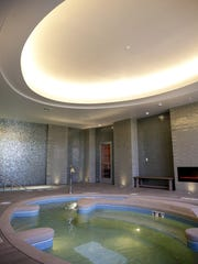The Hydromassage Experience Pool is just one of multiple