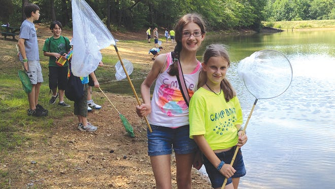 Explore Bowie Nature Park and make new friends during Summer Camps in June and July.