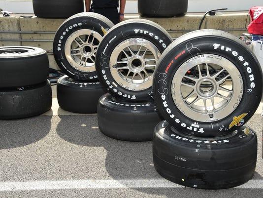 Firestone race tires
