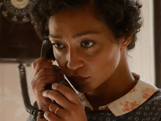"""Mildred (Ruth Negga) in """"Loving"""" is based on a real"""
