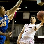 NMSU BASKETBALL: Aggies outlast Bakersfield to inch closer to WAC title