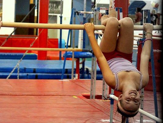 For the dancer/gymnast: Supercamp