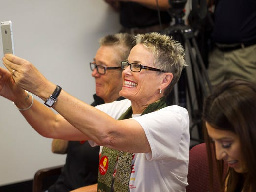 is same sex marriage allowed in arizona in Stockton
