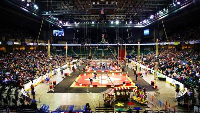 El Maida Shrine Circus will take over the El Paso County Coliseum from Nov. 10 to 13.