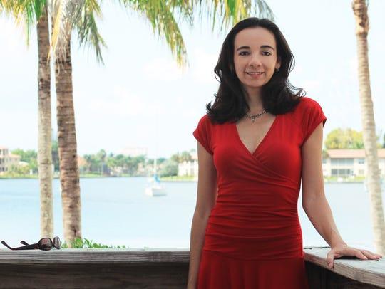 Paula Bendfeldt-Diaz created the blogs Growing Up Bilingual