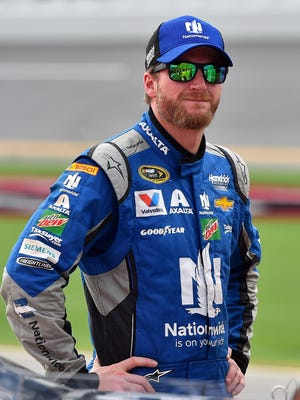 Dale Earnhardt Jr. has not been behind the wheel of a racecar since the July 9 race at Kentucky.