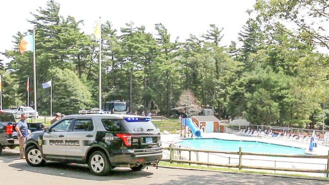 A lawsuit has been filed in Plymouth Superior Court against Cape Cod Campresort and Cabins in East Falmouth, where a a 4-year-old boy drowned in a pool at the campsite in 2017.